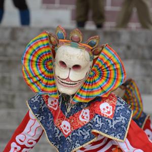 Mask Making in Tawang