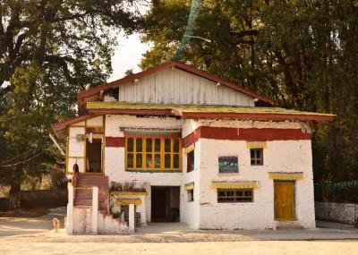 Urgelling Monastery