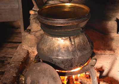 Brewing of Chang