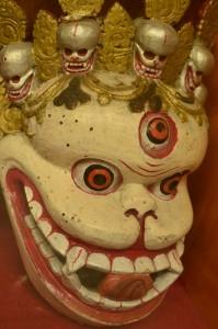 Dur Dag Skeleton Face