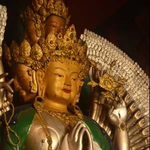 Avalokitesvara Sahasrabhuja