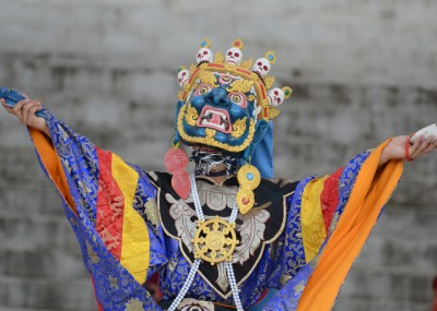 Monastic Dance at Khimney