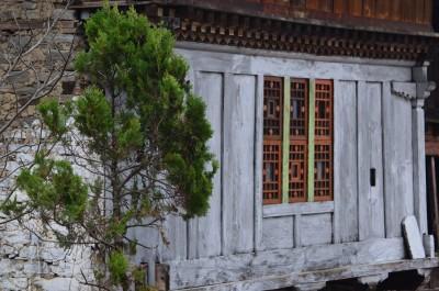 Traditional Monpa House