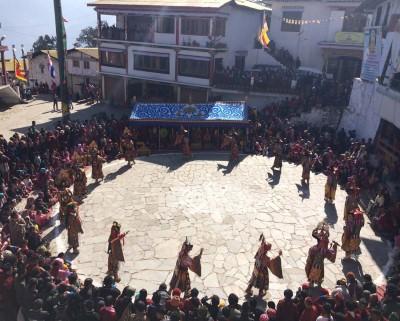 Dance at Torgya