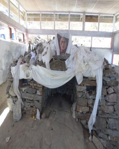Inside view of Lamai Shabje