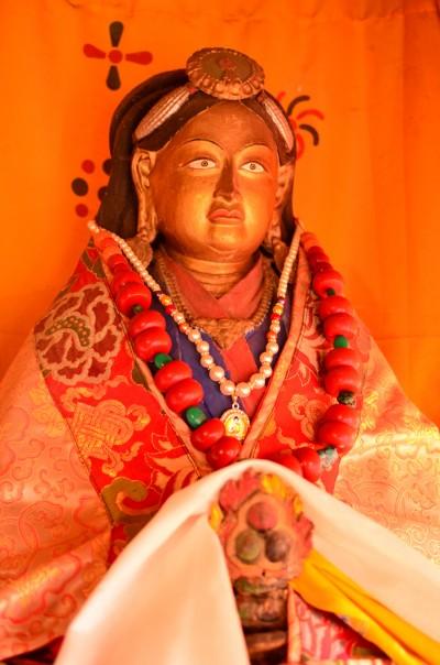 Mother of VI th Dalai Lama